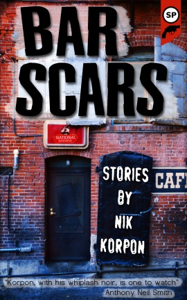 Bar Scars Cover